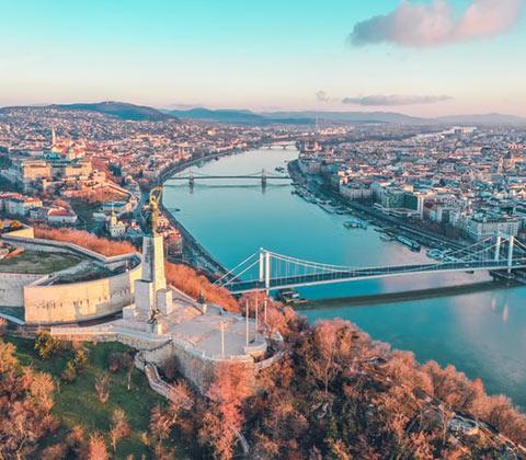 Photo de voyage à Budapest