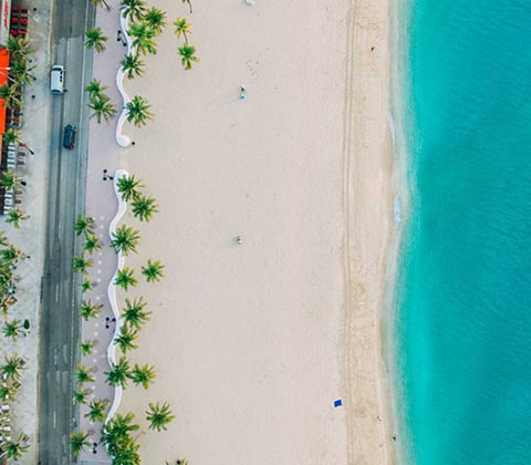 plage de Miami