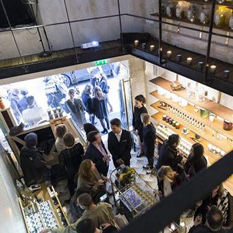 ouverture boutique Dyptique à Paris