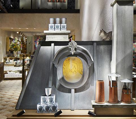 boutique Diptyque à Paris